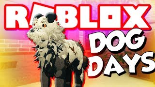 ROBLOX WILD DOGS | Hundetage (Roblox Rollenspiel)