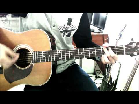 Daughtry - Home (Guitar Cover) [ LucasCMusic ]