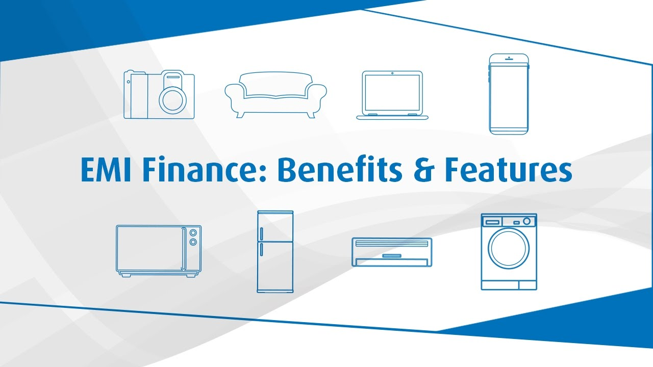 Bajaj Finserv EMI Finance   The Smart Option to Buy   Benefits and Features - YouTube