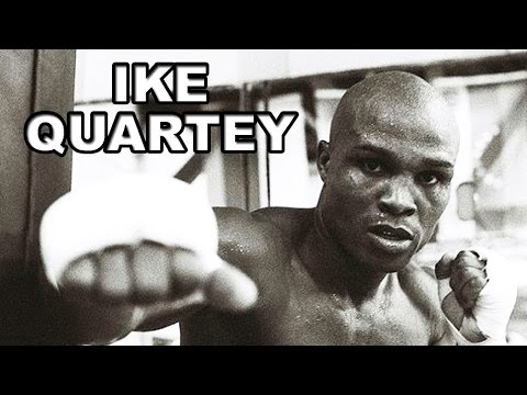 Ike Quartey vs Andrew Murray