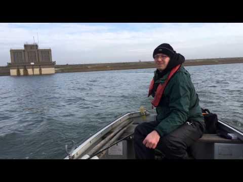 Hanningfield Reservoir Uk Fishing 11.2014
