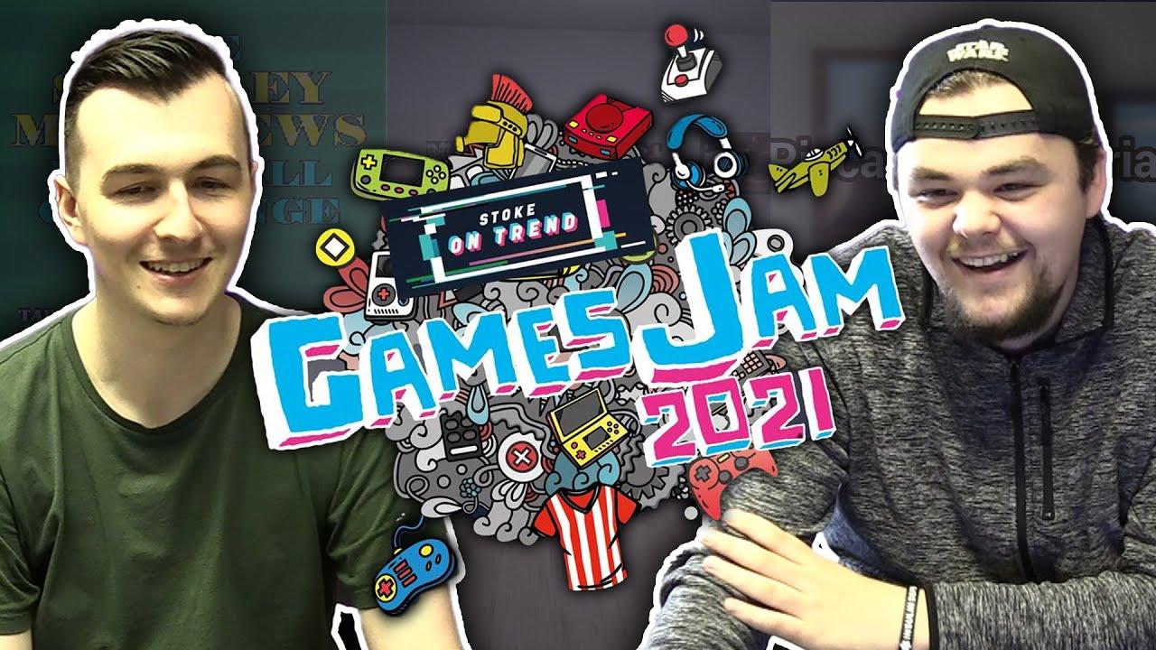 Stoke-on-Trent Games Jam 2021