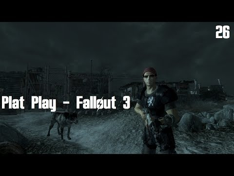 Plat Play - Fallout 3 Part 26 - Temple of the Union