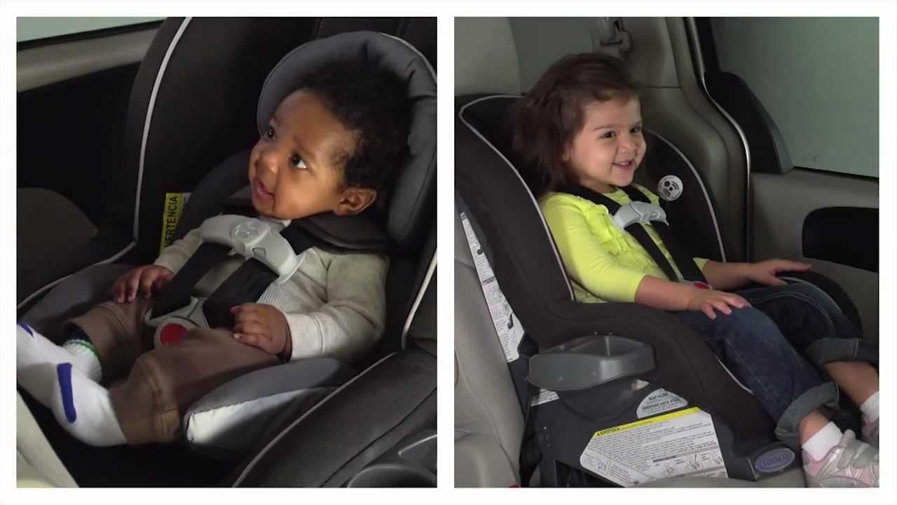 Graco Readyride Convertible Car Seat