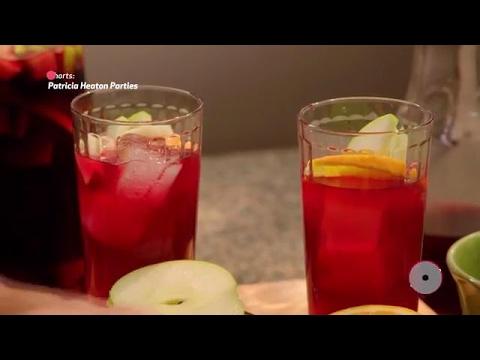 Fresh Fruit Sangria | Patricia Heaton Parties | Food Network Asia