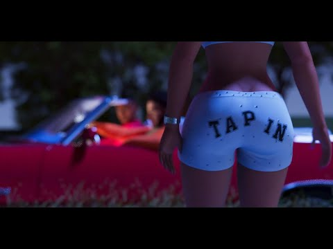 Saweetie – Tap In (feat. Post Malone, DaBaby & Jack Harlow) [Official Animated Video]