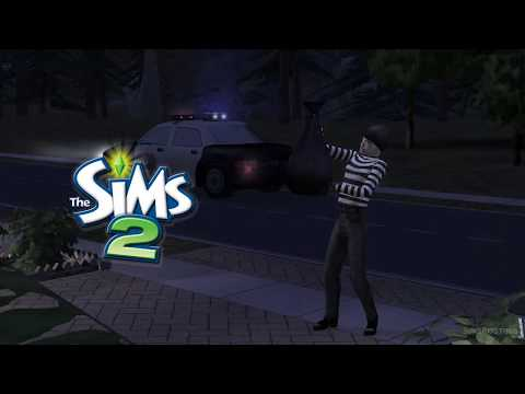 The Sims 1-2-3 - All Burglar Themes