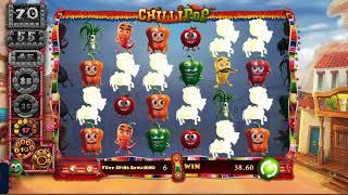 Игровой автомат ChilliPop (Betsoft)
