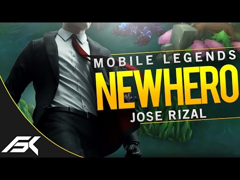Mobile Legends: NEW HERO JOSE RIZAL???