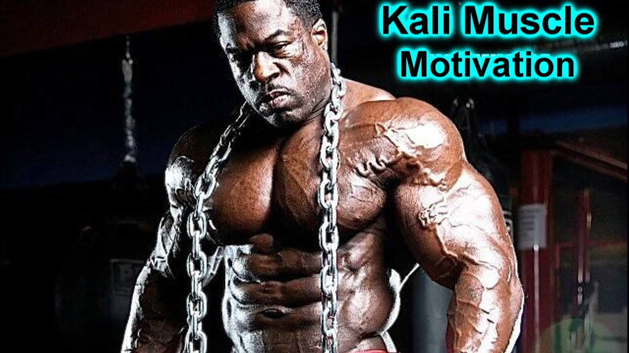 """Kali Muscle Bodybuilding Motivation HD- """"The ShowStopper"""