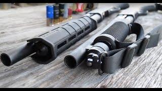 """Mossberg Shockwave vs Remington Tac14 """"firearms"""""""