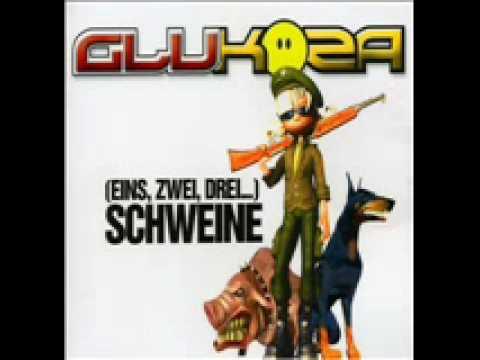 Glukoza: (Eins Zwei Drei) Schweine