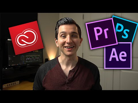 How To SAVE MONEY On Adobe Software/Creative Cloud | (Premiere Pro, Photoshop, Lightroom Etc.)