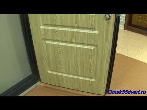 Omsk55dveri.ru Алмаз-11 Карпатская ель  дверь входная