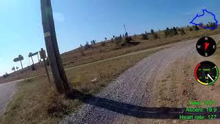 MTB in de Cevennen: MTB-route tussen Lanuejols en Meyrueis