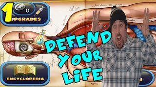 Defend Your Life | Human Anatomy : Tower Defense (Intro & Tutorial) | Gameplay Part 1