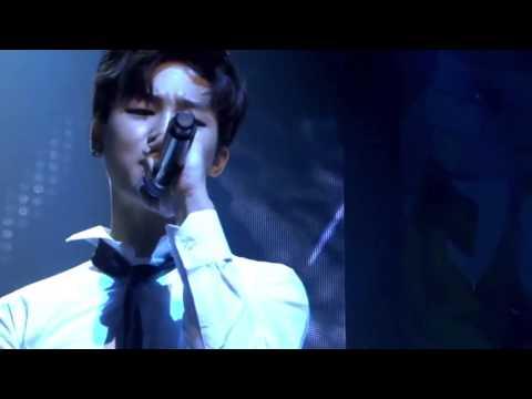 BTS Jimin's high note in Rain