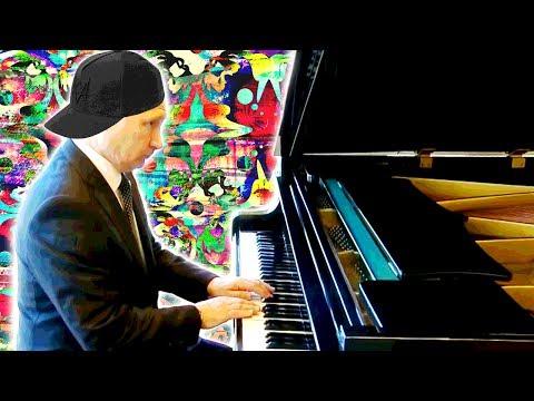 Putin Plays Piano - DUBSTEP REMIX