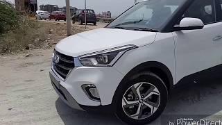 Hyundai Creta 1.6SX(O) CRDI | First Looks