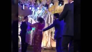 Farhan Saeeb Dancing on his baraat