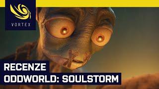 Recenze Oddworld: Soulstorm. Reimaginace Druhého Dílu Téhle Série Měla Raději Vyjít Před Třemi Lety