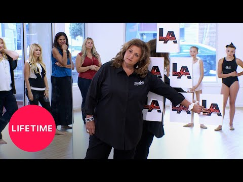 Dance Moms: Let&39;s Get to the Pyramid Season 6 Flashback  Lifetime