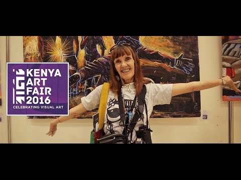 Afro Art Media Covers Kenya Art Fair 2016