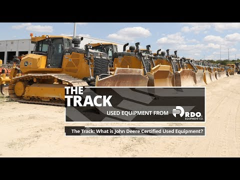 What Is John Deere Certified Used Equipment For Sale From RDO Equipment Co.?