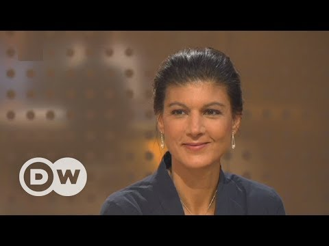 #GermanyDecides: Meet the Candidate Sarah Wagenknecht, Left Party | DW English