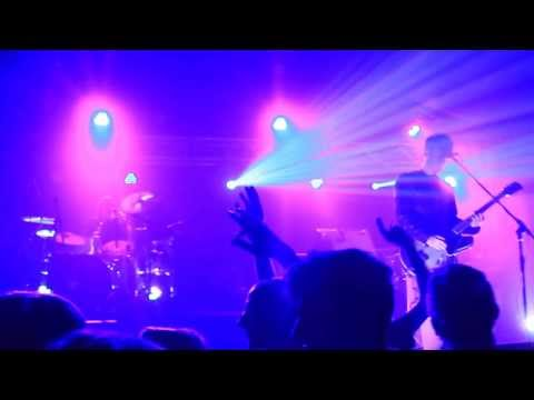 Black Rebel Motorcycle Club live in Ho Chi Minh city 3