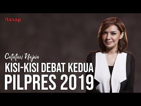 Kisi-Kisi Pertanyaan Debat Kedua Pilpres 2019 | Catatan Najwa