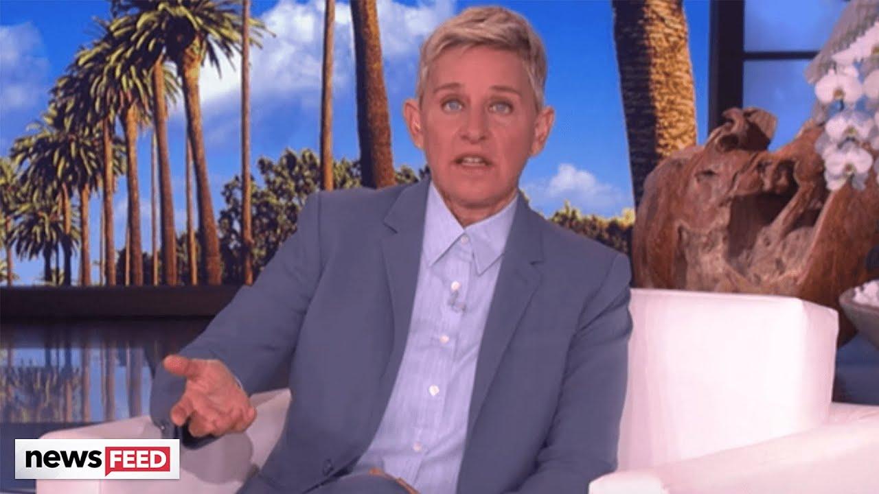 Ellen DeGeneres ENDING Her Show After Ugly Downfall!