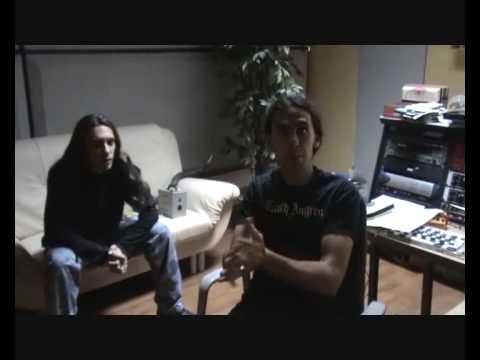 Carach Angren Studio report  2009, part 1