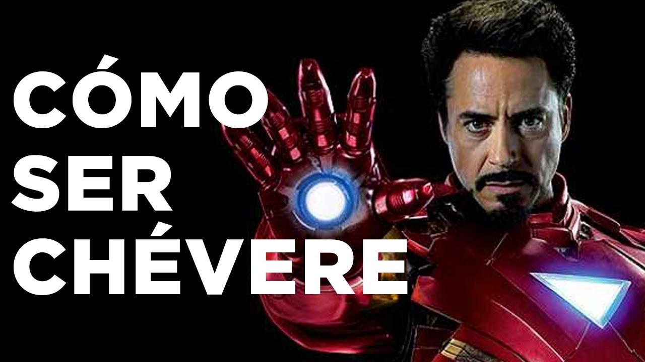 Por Qué Iron Man Es Tan Chévere
