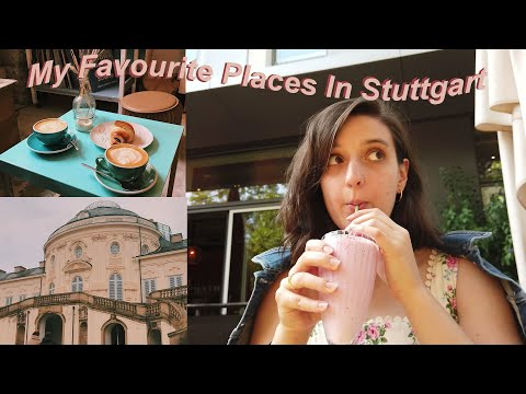 my favourite places in Stuttgart | castles, thrifting & more!!!