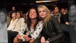 Michelle Rodriguez Wants to Start Family With Cara Delevingne | Splash News TV | Splash News TV
