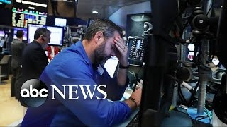 Brexit | Dow Plunges After Shocking Vote