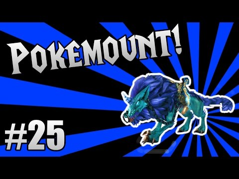 Order & Chaos Online - Pokemount! #25 - Frost Marked Charging Undead Dog!