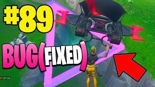 How To fix Fortbyte Number 89 Bug !! the the rings Dosn't show up !! Fortnite ( Glitch)