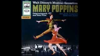 Mary Poppins Stereo Soundtrack (1965) : Extended Overture