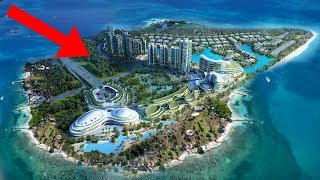 Most Incredible Man Made Artificial Islands!