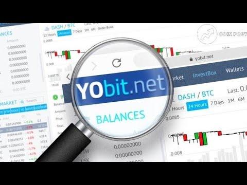 yobit indėlių btc)