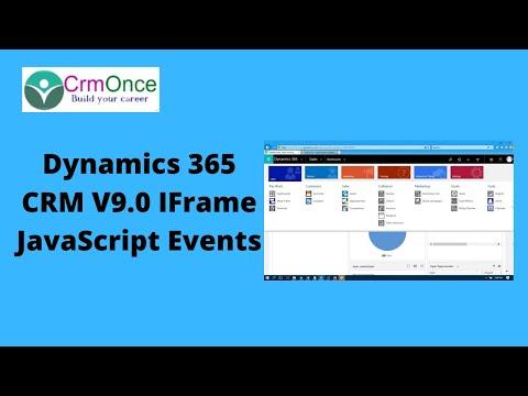 Dynamics 365 Javascript