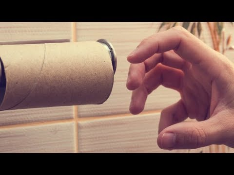 Here's What People Used Before Toilet Paper Was Invented