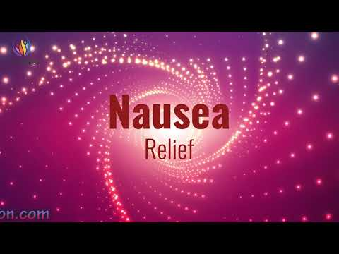 Nausea Relief Frequency ➤ Nausea Treatment & Healing ➤ Binaural Beats Sound Therapy