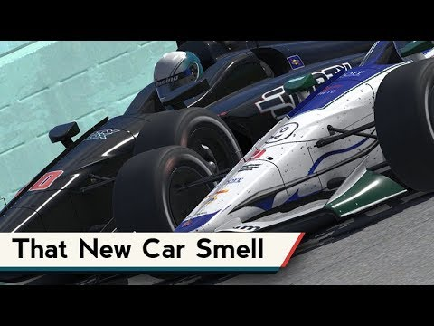 iRacing : That New Car Smell! [VR] (IR18 @ Homestead)