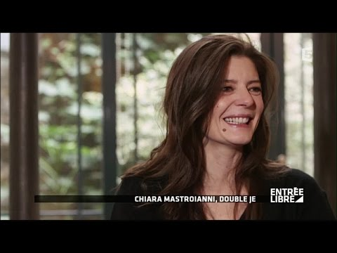 Chiara Mastroianni joue dans