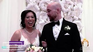 Alanna & Mike's Wedding Ceremony