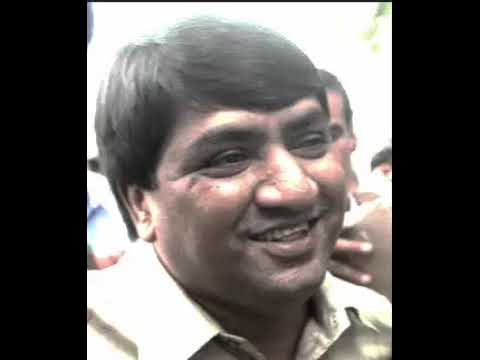 Indian counterfeiter Abdul Karim Telgi Died