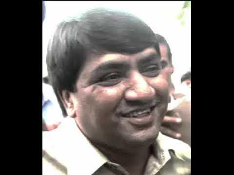 Indian counterfeiter Abdul Karim Telgi Died - YouTube